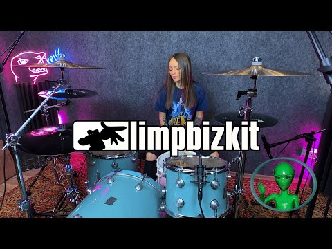 Limp Bizkit - Take A Look Around (Drum Cover)