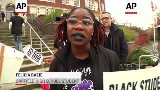 Wash. Teachers Wear 'Black Lives Matter' Shirts