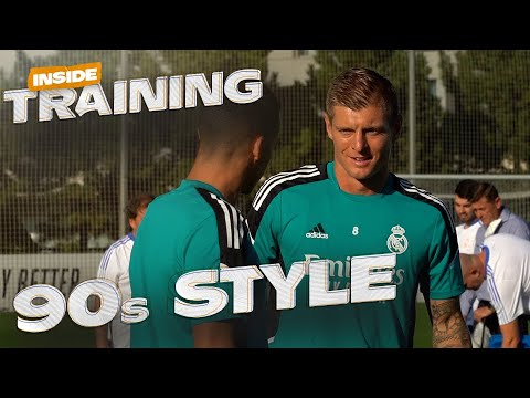Download FRESH new Champions League training kit! | Real Madrid