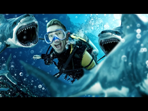 HOW TO SURVIVE A SHARK ATTACK!
