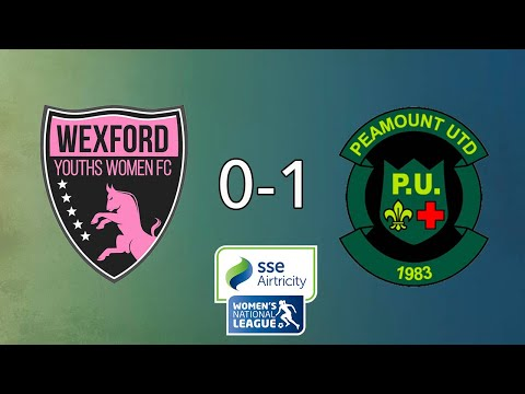 WNL GOALS GW1: Wexford Youths 0-1 Peamount United
