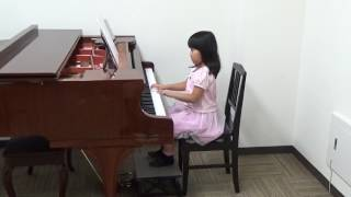 William Gillock/パリの花売り少女 (7 years old)