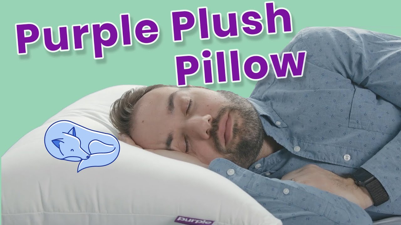 purple plush pillow overview to zip or not to zip best pillow 2019