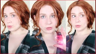 Disney+ WandaVision NO MAKEUP Makeup Tutorial Marvel 2021 | Lillee Jean
