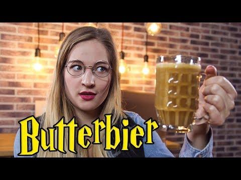 Wei einfach kann man Butterbier aus Harry Potter herstellen?