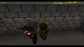 Minecraft   Сериал 'Рейх Мёртвых' 1 Серия