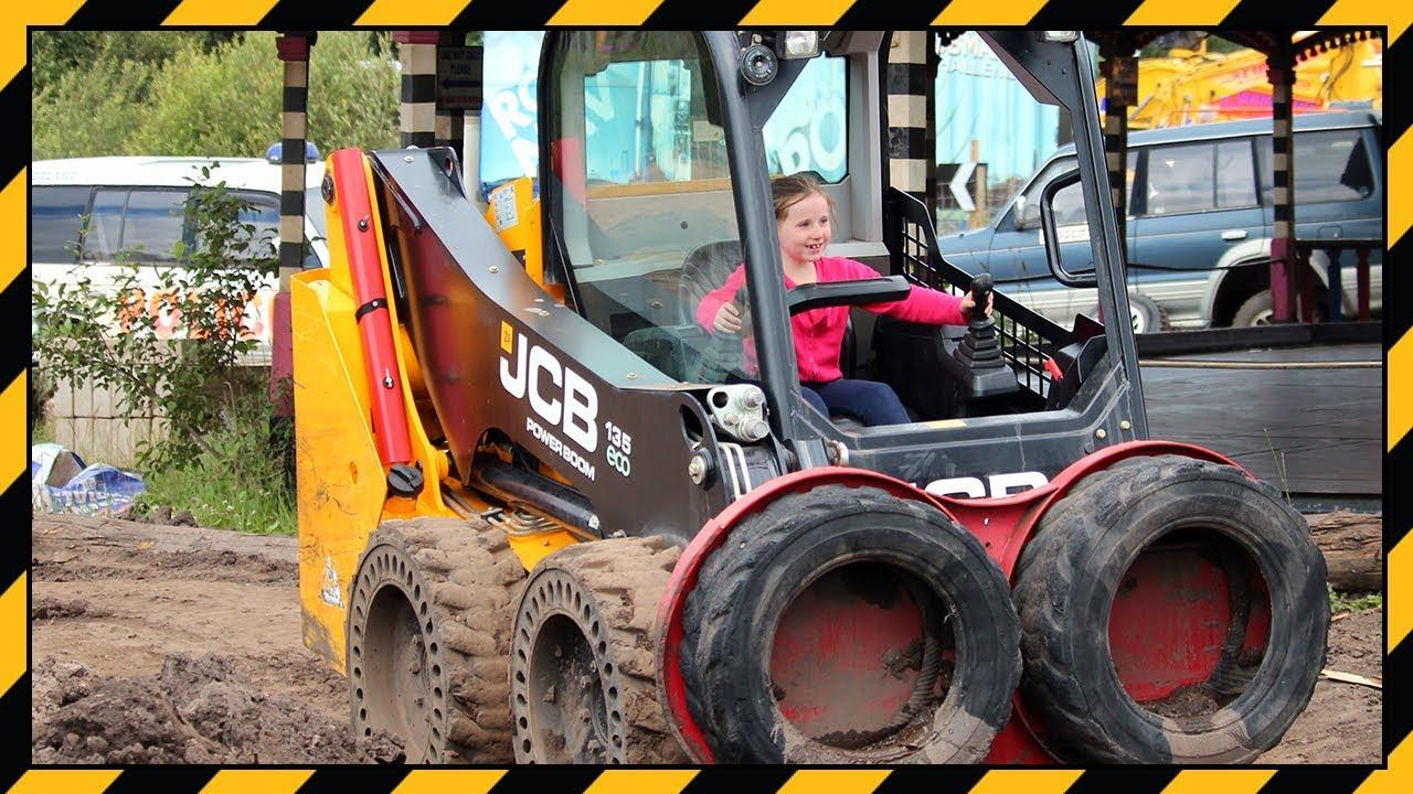Diggerland UK Theme Park - Ride & Drive Real Diggers