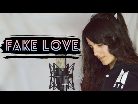 BTS - FAKE LOVE (spanish version in acoustic)