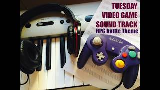-RPG Battle Theme OST - TUESDAY VIDEOGAME SOUNDTRACK / Видео