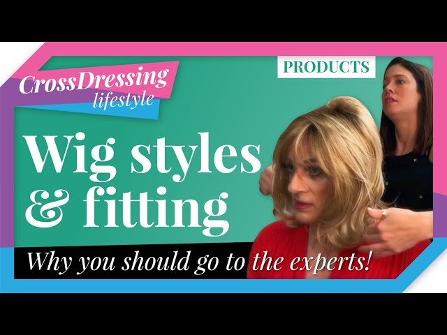 Wig Fitting and Styling | Visit the Wig Experts for Professional Wig Advice