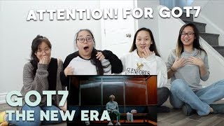 MV REACTION | GOT7 (갓세븐) 'THE New Era'