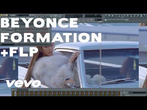 Beyoncé - Formation FL Studio Remake Tutorial + FLP