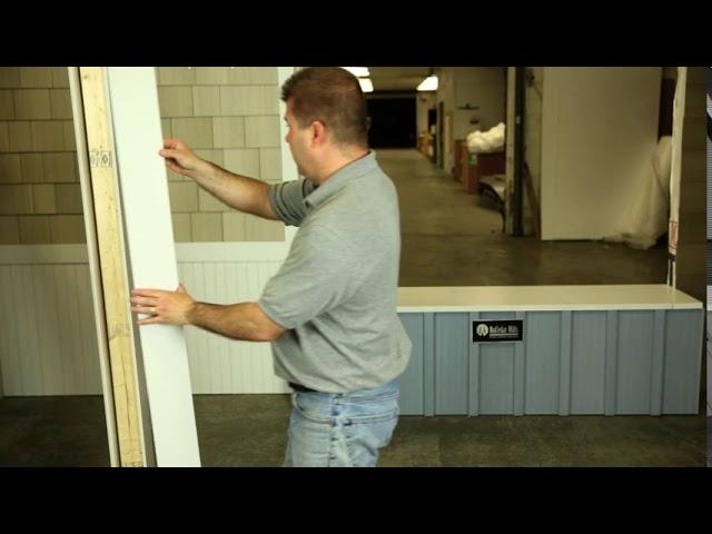 Installing EX Cel PVC Columns