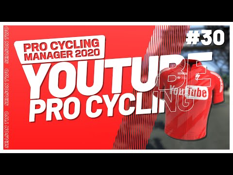 RISE - #30 / YouTube Pro Cycling S2 ft. Timmsoski & Blackwar / Pro Cycling Manager 2020 |