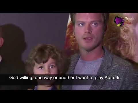 Kivanc Tatlitug on potential Ataturk Role