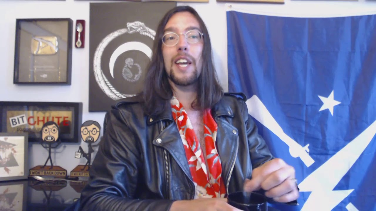 Styxhexenhammer666 5/20/2019 VICE News Now Stoops to Breaking and Entering, Invades 8chan Owners