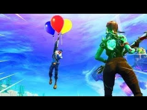 🔴EPIC STREAM | This UPDATE Brings *BALLOONS* | FORTNITE #42
