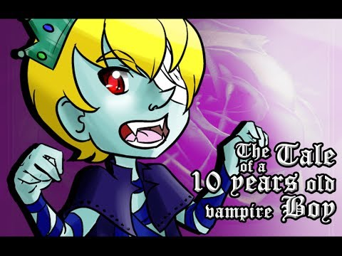 [Oliver] The Tale Of A Ten Years Old Vampire Boy [cover] + VSQX