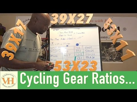 Cycling Gear ratios | How to select your gears on the bike