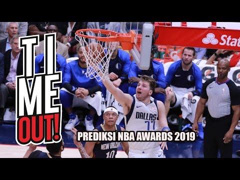 Time Out #279: Prediksi NBA Awards 2019! Kurang Hype Yah Kayanya?!