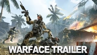 Warface Trailer - PAX 2012