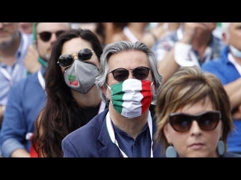 euronews (en français): L'Italie impose des tests aux voyageurs en provenance de cinq pays