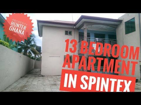 13 Bedroom House for Sale In Spintex, Accra Ghana