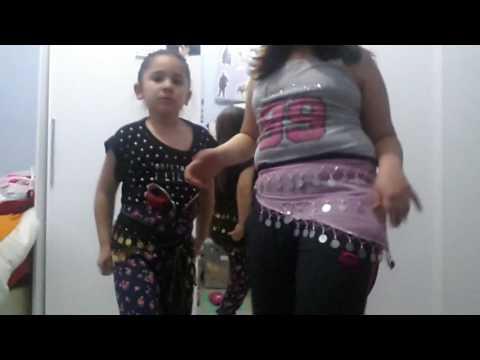 Halhal dansı oynadık