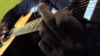 Sagar jaisi aankhon wali acoustic guitar
