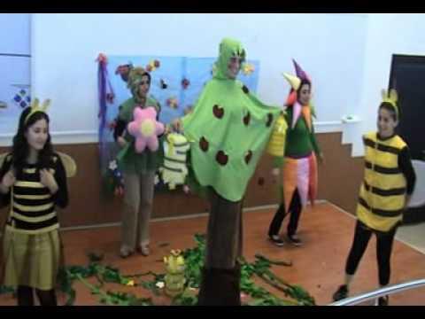 Arı Rondu - Dramatizasyonlu Çocuk Şarkısı