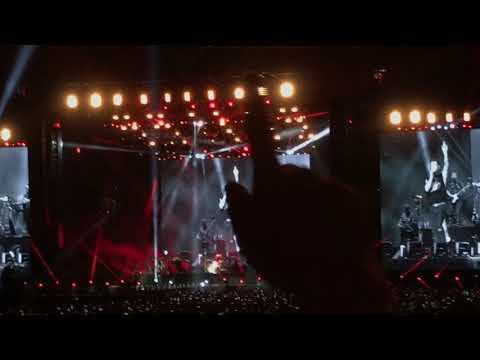 😍 Maroon 5 - Red Pill Blues Tour (Live In Singapore) (Part 1) 😍