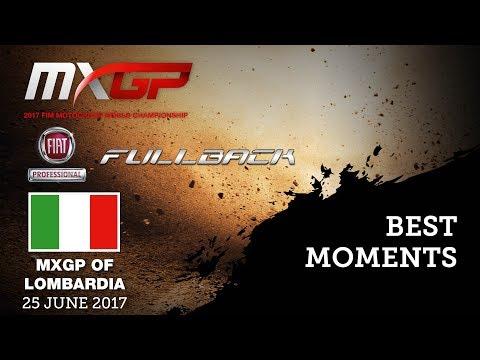 MXGP Best Moments_Fiat Professional Fullback MXGP of Lombardia 2017 - motocross