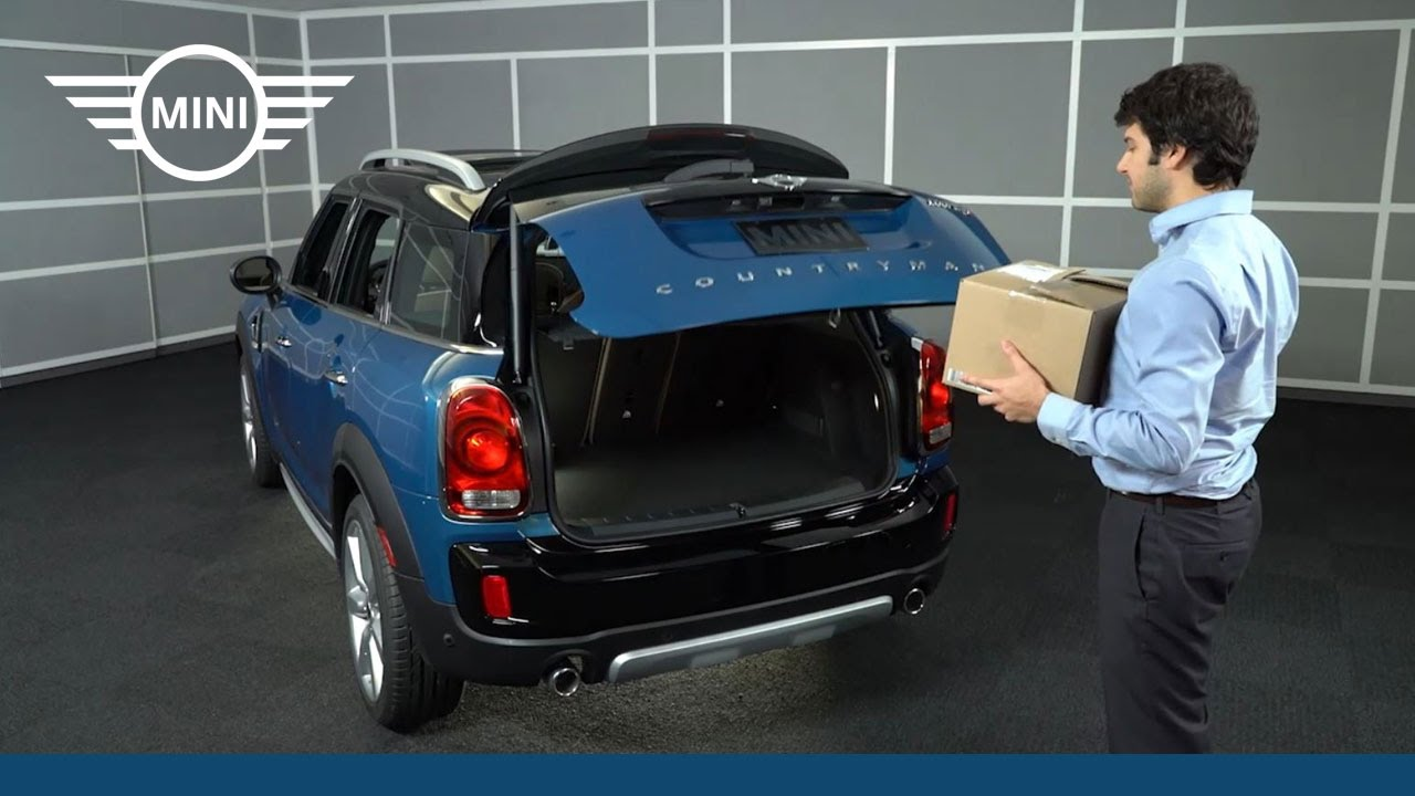 MINI USA | MINI Countryman | Tailgate - YouTube