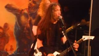 Exodus - War Is My Shepherd - Live 4-6-15
