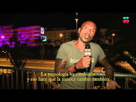 David Morales Interview @ Pacha Ibiza 2011