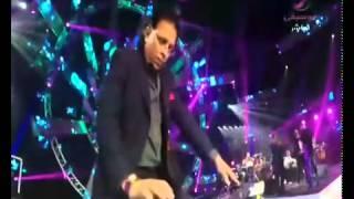 """Amr Diab"" Gamalo Kuwait 2015 عمرو دياب"" جماله مهرجان فبراير الكويت"""