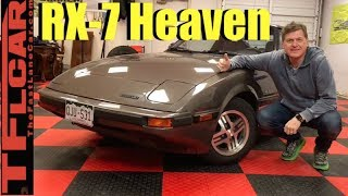 We Just Bought What? 1985 Mazda RX-7 Rotary Road Trip