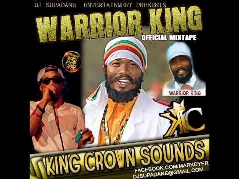 WARRIOR KING Official Mixtape By Dj Supadane/ KING CROWN SOUNDS