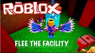 FLEE THE FACILITY 2019   HACKING COMPUTER   ROBLOX