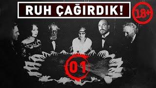 RUH ÇAĞIRDIK GELDİ GİTMEDİ (+18)