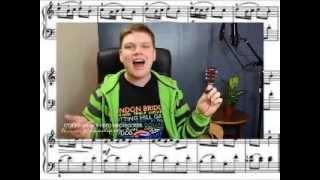Уроки вокала,  как научиться петь красиво высокие ноты
