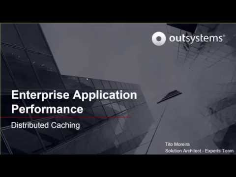 Enterprise Grade Performance with Distributed Cache