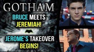 JEREMIAH & Bruce HELP Gordon! - Gotham 4x18 Trailer REACTION & Breakdown