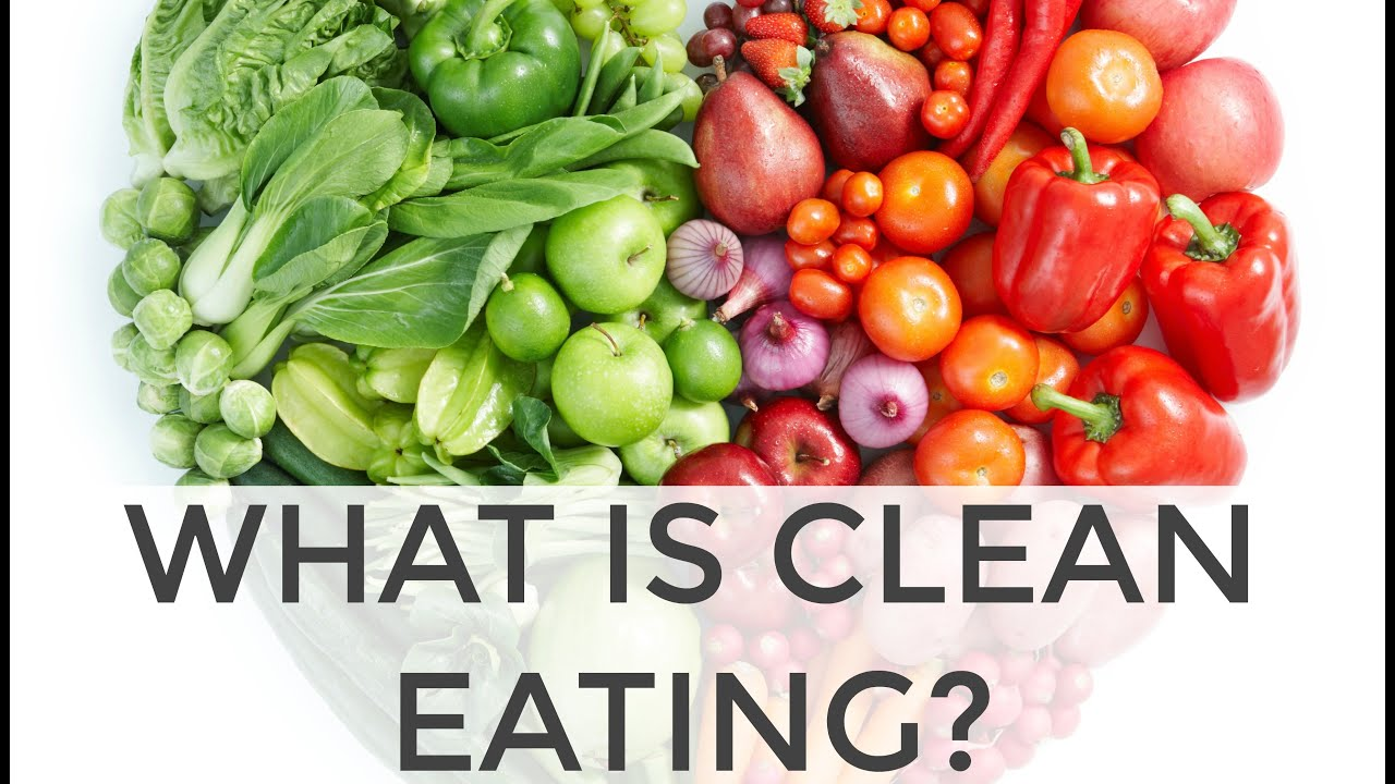 how eat clean diet
