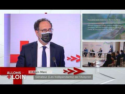Public Sénat - Alain Marc : Les questions autour du Pass sanitaire