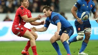 France v Wales, Official extended highlights, Worldwide, 28th Feb 2015
