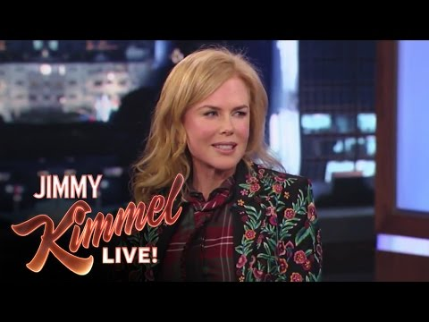 Matt Damon Interviews Nicole Kidman