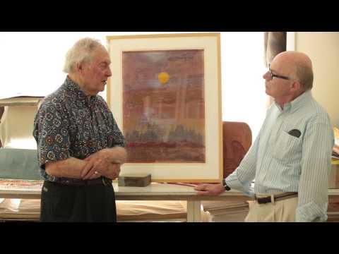 Artist Interview: Rudy Pozzatti, Printmaker