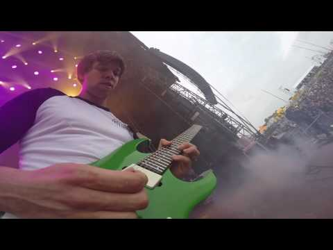 """August Burns Red - """"Majoring In The Minors"""" Live Guitar Play Through"""