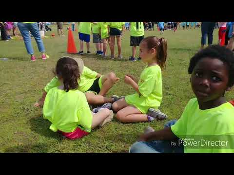 Field day 2018 Indian Hollow School